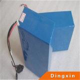 Zonne Verlichting voor 24W LEIDENE Lamp met de Batterij van Li