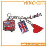Promotional Gifts (YB-MK-03)를 위한 주문 Logo Keyholder