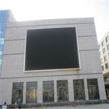 P16 écran polychrome extérieur de l'aluminium DEL