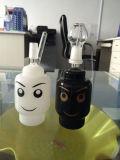 [إنجوليف] [فست فوود] زجاج 8 '' ماء أبيض يشم [أيل ريغ] أنبوب