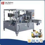 Automatische Beutel-Vorgegebene Süßigkeit-Drehverpackungsmaschine (GD8-200A+KJL-10)