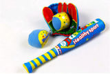 Бейсбол малышей PVC надувательства лета горячий установленный для игрушек