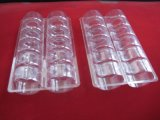 Plastic transparent Packaging Box pour Food Storage