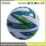 Bille de football en caoutchouc enveloppée d'unité centrale de vessie de la taille 5