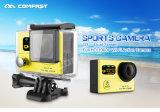 G3 12 Miljoen Pixel 170 de Camera DV van de Sport 30fps van de Graad HD1080p
