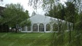 Span clair Party Tent pour Events avec 6X6m Entrance Canopy