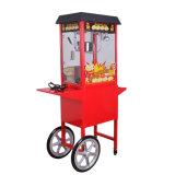 Heiß-Verkauf Handelspopcorn-Hersteller, Popcorn-Maschine mit Karre und Rad (ET-POP6A-C)