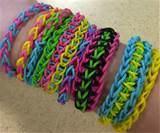 GroßhandelsCustom Designed Colorful Rainbow Bracelet mit Cheaper Price