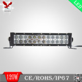 6D 120W 13.5inch LED fahrendes Licht