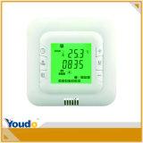 RS485は水暖房部屋のサーモスタットを暖める