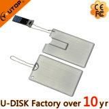 memória Flash gráfica feita sob encomenda do cartão de crédito USB3.0 do logotipo 8-128GB (YT-3101-3.0)