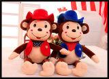 Fábrica macia personalizada brinquedo dos brinquedos do luxuoso de Hotsale para crianças