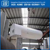 Lox Lar Lin LCO2 GNL Tanque de almacenamiento criogénico