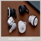 Auscultadores sem fio de Earhook Earbud do fone de ouvido de Bluetooth da música estereofónica universal mini
