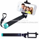 Ручка 2015 Monopod Bluetooth Selfie с кнопкой штарки Bluetooth (2100)