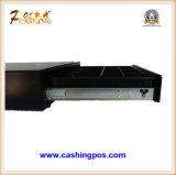 Caisse comptable lourde de tiroir d'argent comptant de tiroir manuel de grande taille d'argent comptant GS-405 pour le système de position
