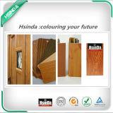 安定した高い模造木製の効果の熱伝達の粉のコーティング