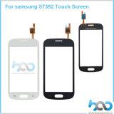 Samsung S7392のための熱い販売の携帯電話の平らなタッチ画面のパネル