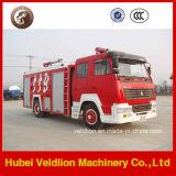 Пожарная машина привода LHD/Rhd 10m3/10cbm/10000liters HOWO 6X4