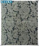 Tessuto elastico del merletto di Raschal del tessuto del merletto del merletto di Strenth