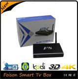 caixa superior ajustada árabe Output 4k WiFi do RAM 2g IPTV do Android 4.4