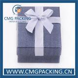 Caixa de embalagem personalizada alta qualidade do bracelete da jóia (CMG-MAY-001)