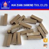 Huazuan Qualitäts-schneller Ausschnitt-Marmor-Segment
