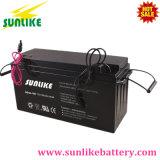 mantenimiento libre de la batería solar del gel 12V100ah para la luz Emergency