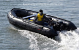 Grand bateau de sauvetage de 26FT, Inflatable Boat, Rowing Fishing Boat, Transport Boat