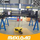 40 Tonnen-doppelte Träger-Drahtseil-elektrische Hebevorrichtung (MLER40-06D)