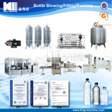 Machine automatique Mineral Water Bottling pour bouteille en PET
