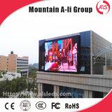 HD P10mm im Freien farbenreiche LED-Bildschirmanzeige