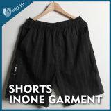Inone 087 Mens feitos sob encomenda nada calças curtas dos Shorts ocasionais da placa