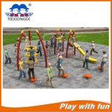 Kids esterno Sports Playground Equipment del parco di divertimenti