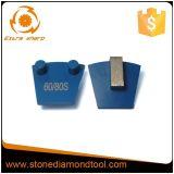 Diamant van het Metaal van het Segment van Werkmaster de Enige Concrete Malende