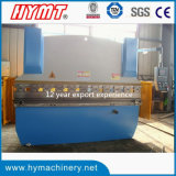 Новая машина HYMT WC67Y-125X3200 Hydraulic складывая/гибочная машина стальной плиты
