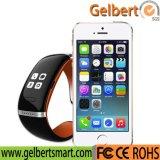 2016 het Slimme Horloge van de Armband van de Pols Bluetooth voor Mobiele Telefoon