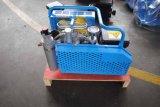 compressor de respiração da gasolina 30MPa/de ar pistão de alta pressão elétrico para o mergulhador