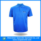 Vestiti Wholesale Blue Plus Size Stylish Polo Shirts per Men