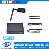Skysight Cheap 7 Inch Diversity Receiver와 LCD Monitor RC702