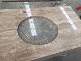 Мрамор Италии Diano Reale/естественный мрамор/мрамор бежевых/желтого цвета/белых/каменные плитка/Countertop/Kitchentop/большие сляб/мрамор Walling