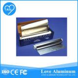 Épaisseur de Rolls 9-25 de papier d'aluminium