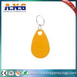 ISO15693 RFID passives ABS Hotel-Schlüsselkette