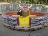 3 in 1 aufblasbarer Wipeout-Kurs-mechanischem Rodeo Bull für Verkauf angeben