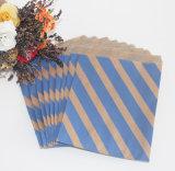 Bolsa de papel del alimento, bolsos del convite del caramelo del cumpleaños