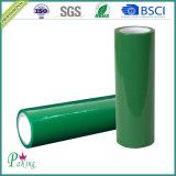 Клейкая лента зеленого цвета BOPP для упаковки коробки