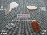 Bitumen, das Holzschutzteppich-Fliesen unterstützt