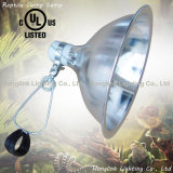 "UL VDE 세륨 10 "" 알루미늄 반사체 파충류 죔쇠 램프"