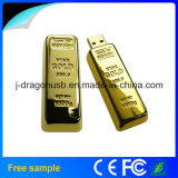 Azionamento dell'istantaneo del USB della barra di oro (JM118)