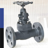 API 602 OS&Y Forged Gate Valve met RF/Bw/Sw/NPT Ends